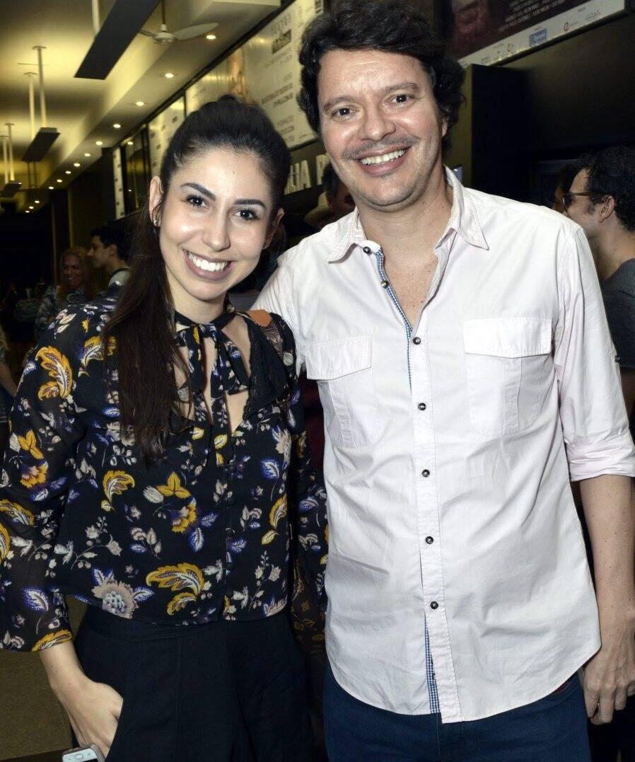 Julie Duarte e André Junqueira  - Fotos: Cristina Granato