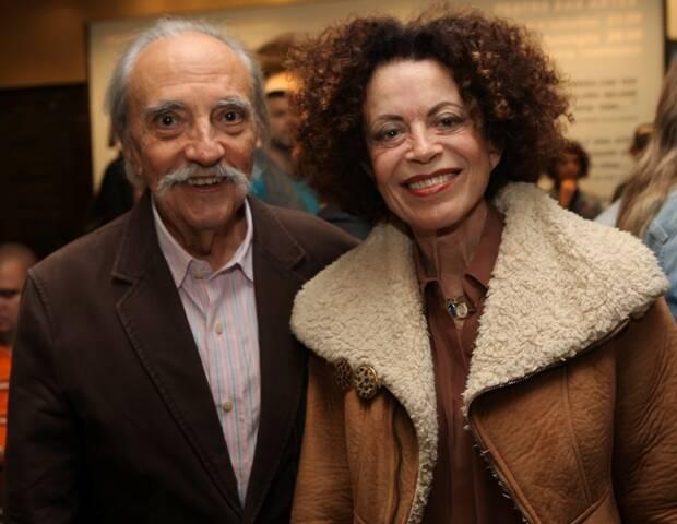 José Hugo Celidônio e Maria Alice