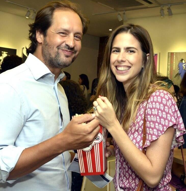 João Prisco e Maria Marinho