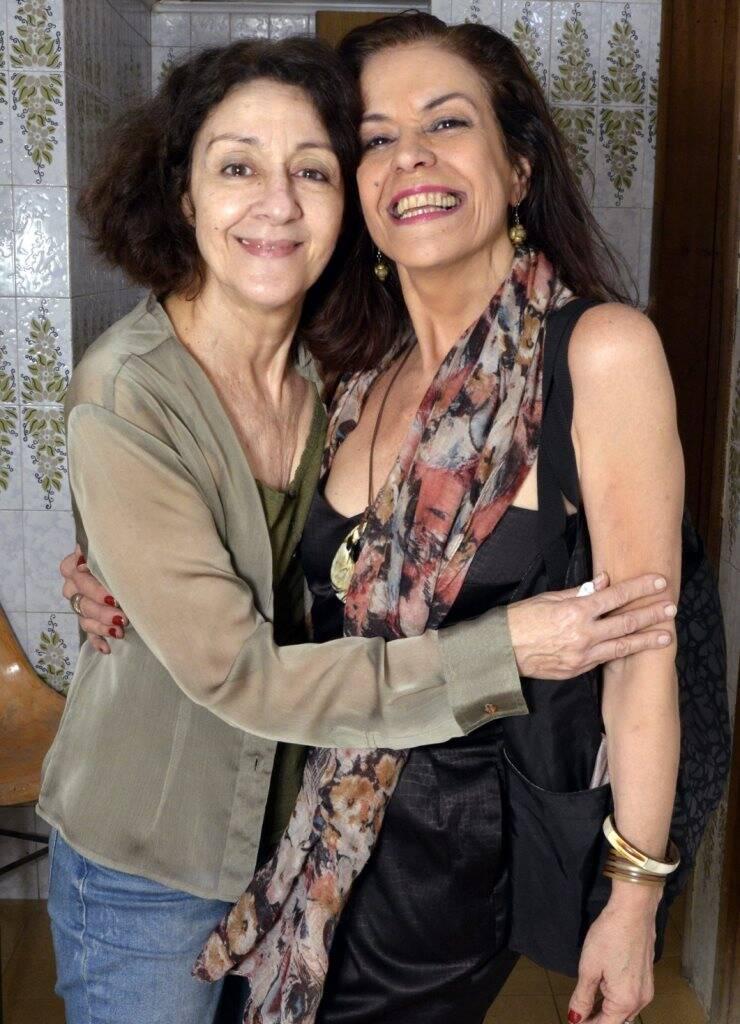 Andréa Dantas e Maria Sita