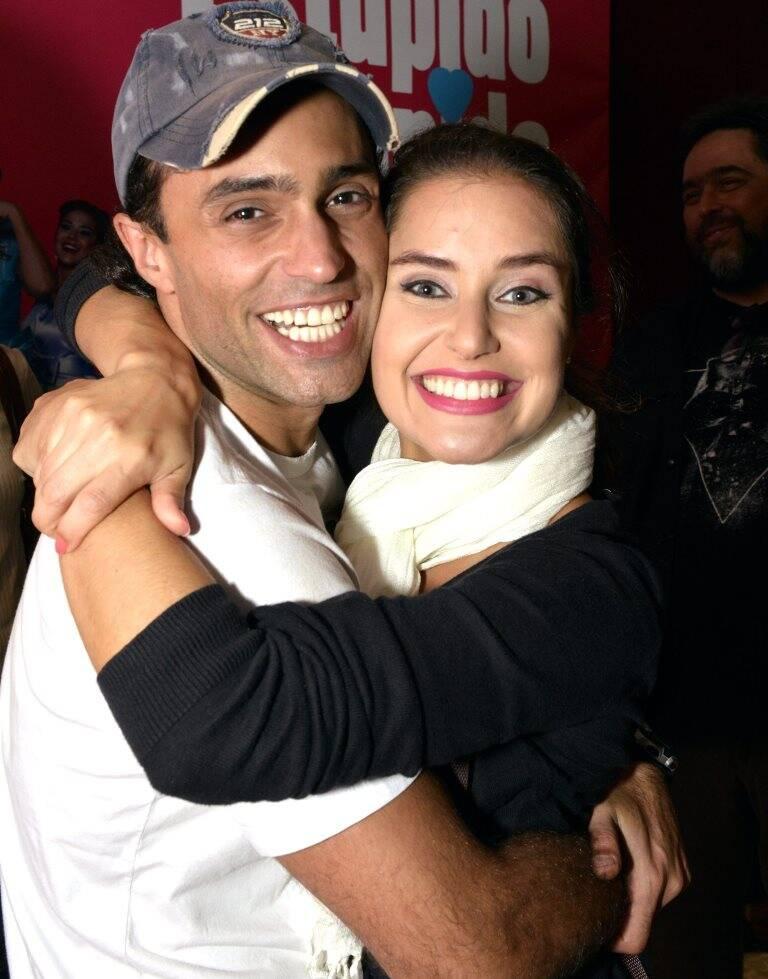 Guilherme e Luísa Viotti