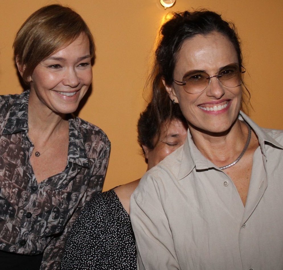 Julia Lemmertz e Zélia Duncan
