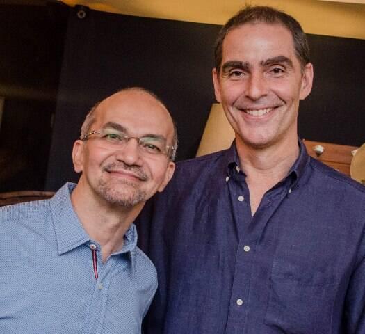 Chico Viana e Guido Sant'Anna