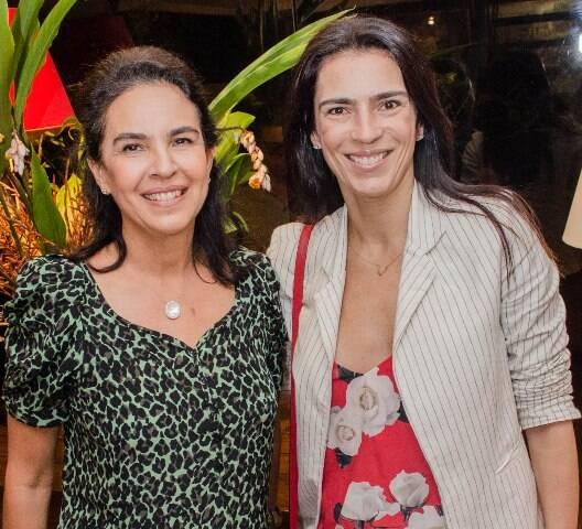 Joy Garrido e Vanessa Borges