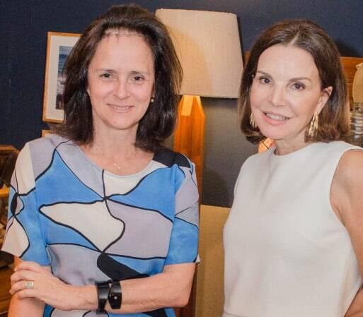 Patrícia Quentel e Patrícia Mayer