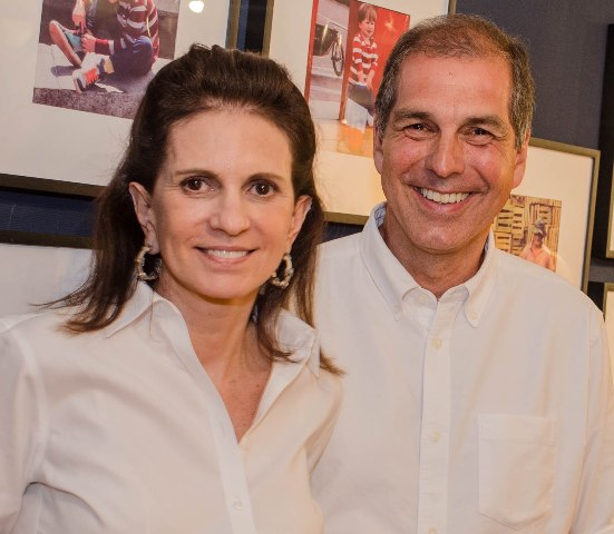 Paula e Luís Nabuco