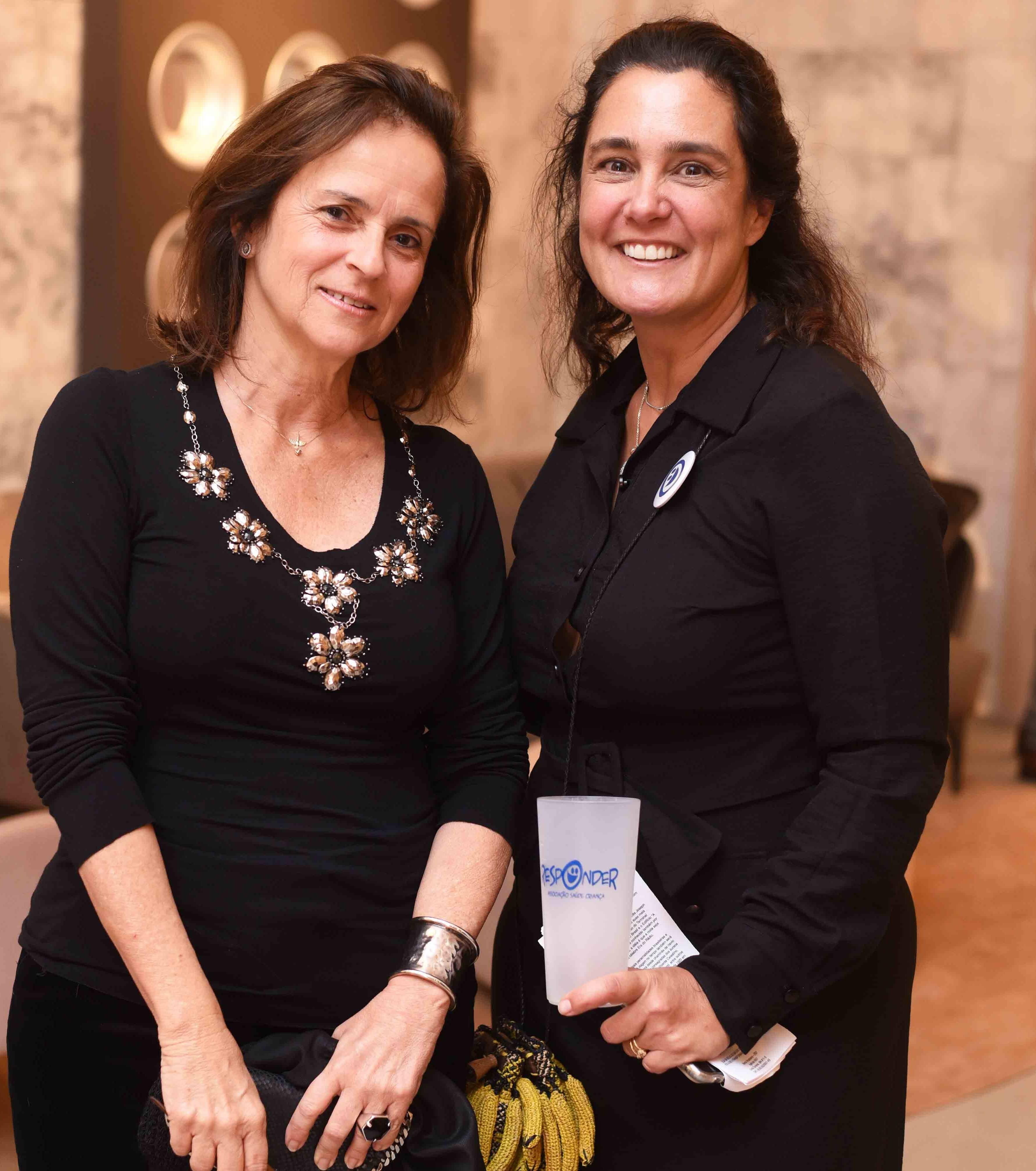 Patricia Quentel e Gabriela Machado  /Foto: Ari Kaye