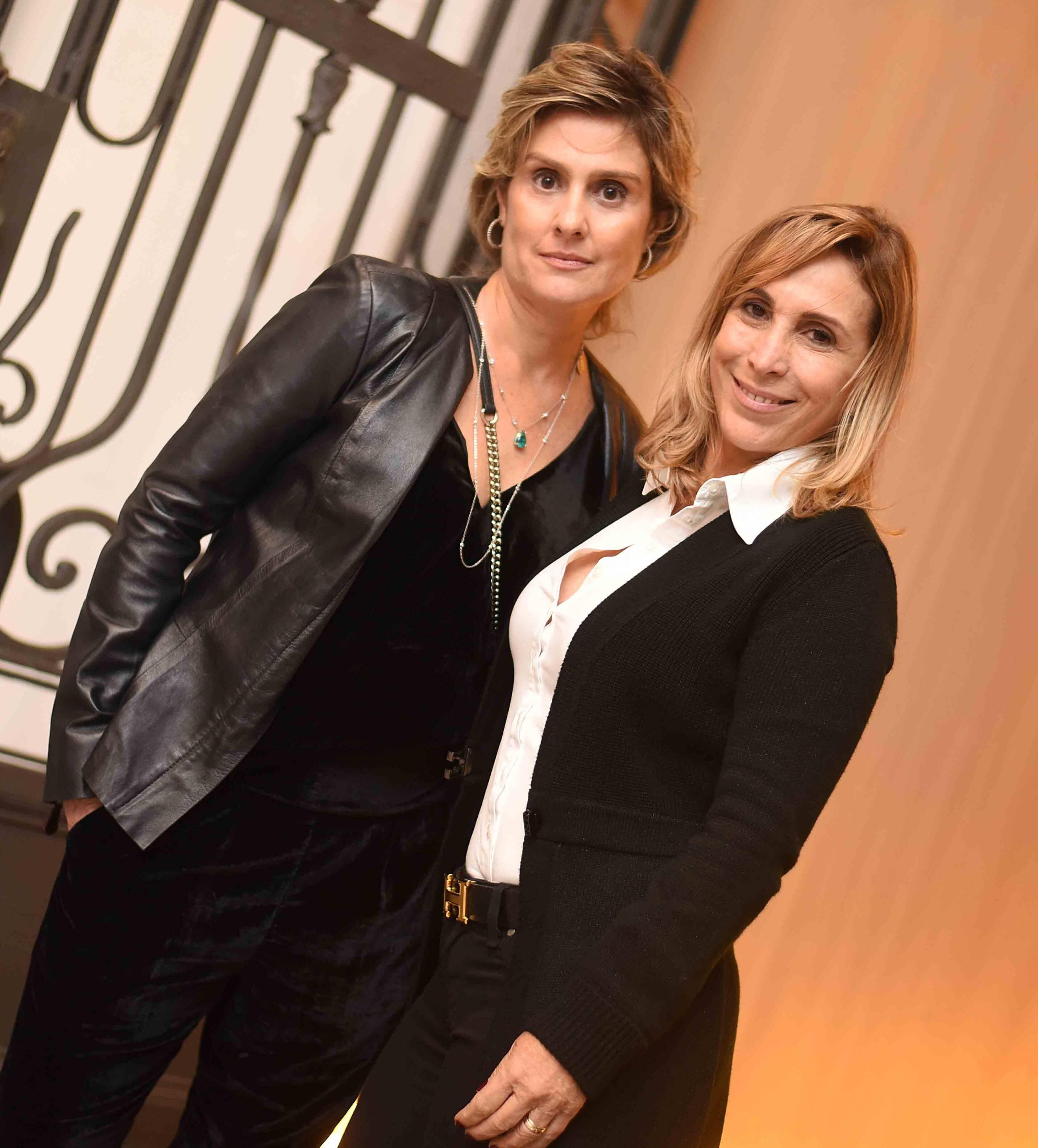 Ana Paula Carvalho e Carla Buffara  /Foto: Ari Kaye