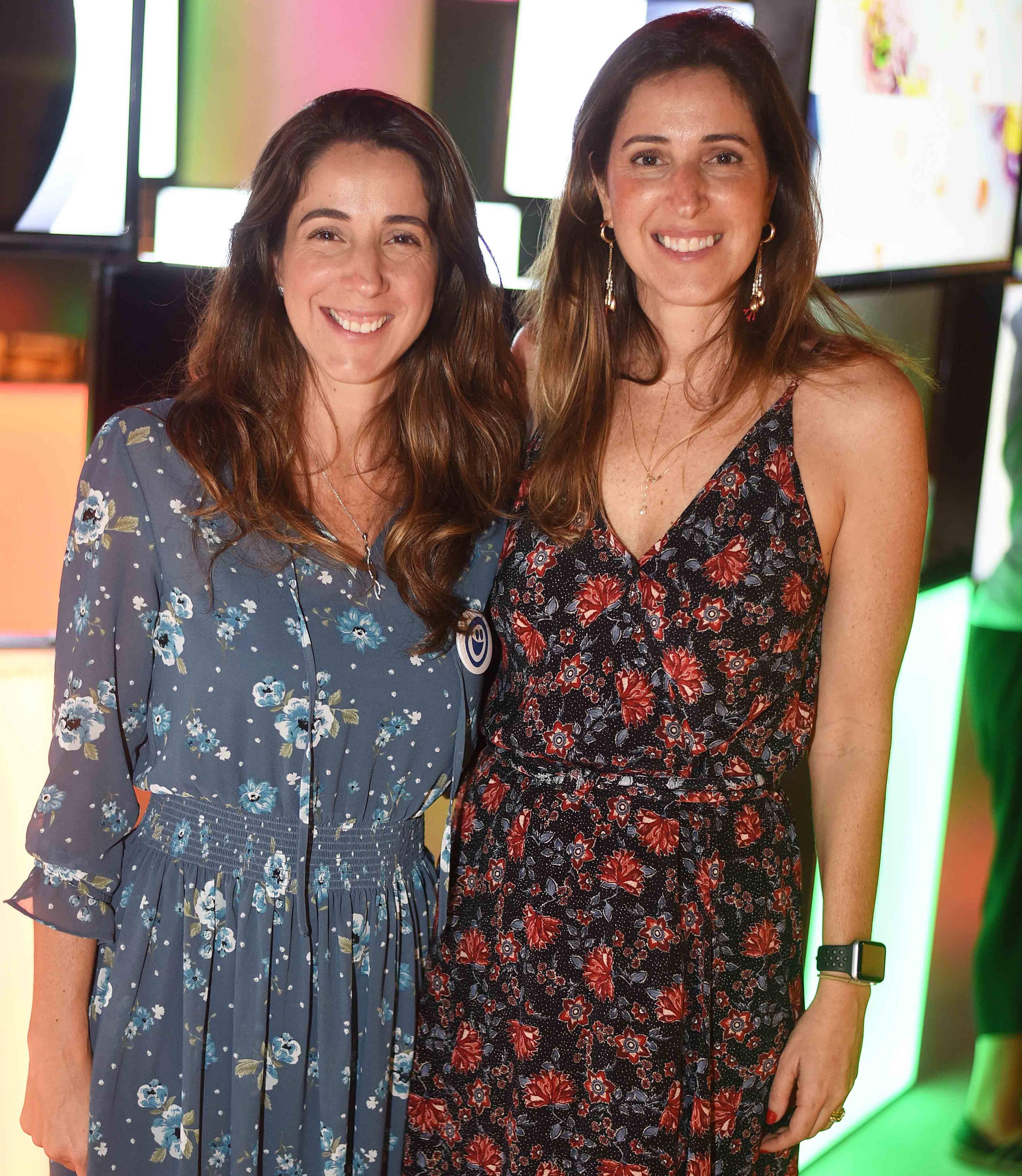 Rafaella e Isabella Britto  /Foto: Ari Kaye