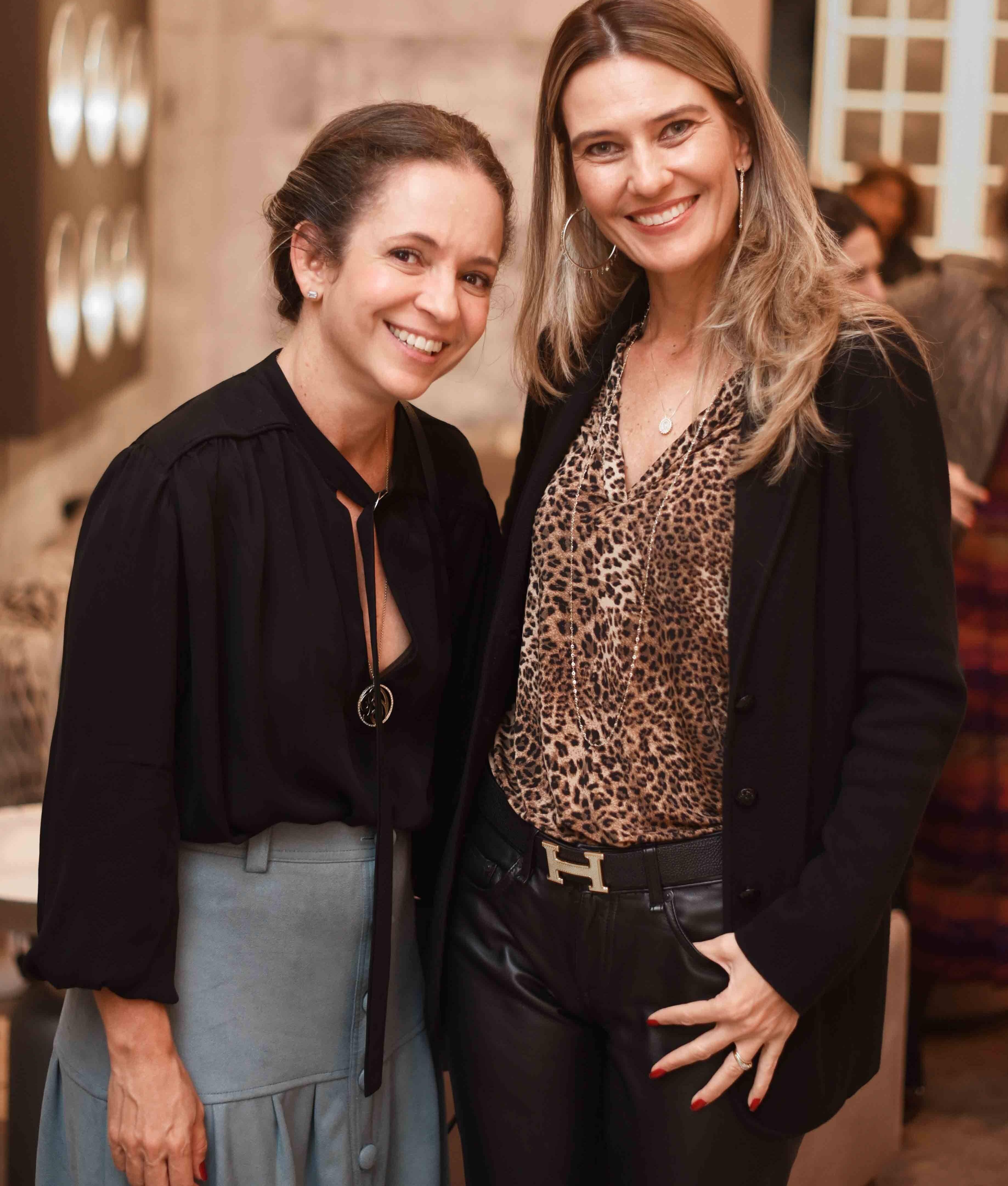 Raphaela Novaes e Gilda Tostes  /Foto: Ari Kaye
