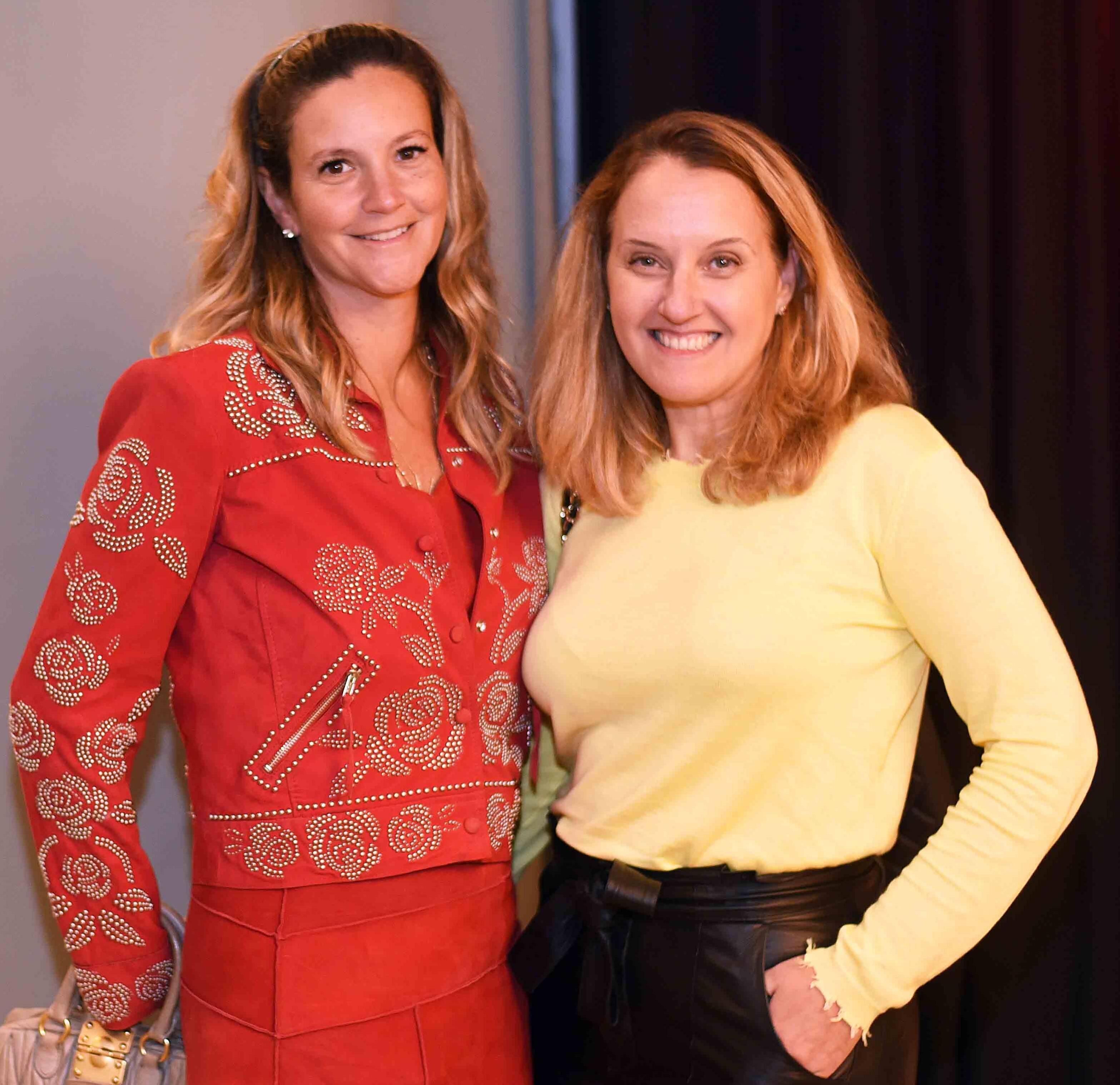 Viviane Caldas e Ana Horta  /Foto: Ari Kaye