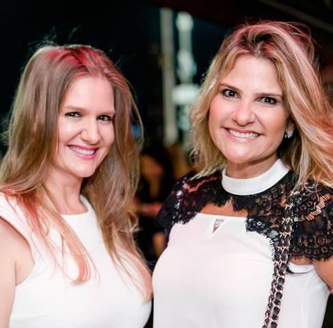 Michelle Sander e Adriana Indelli