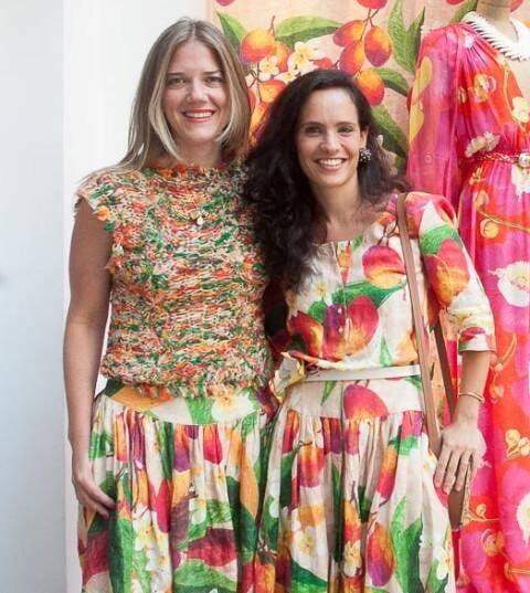 Juliana Affonso Ferreira e Gisela Pecego