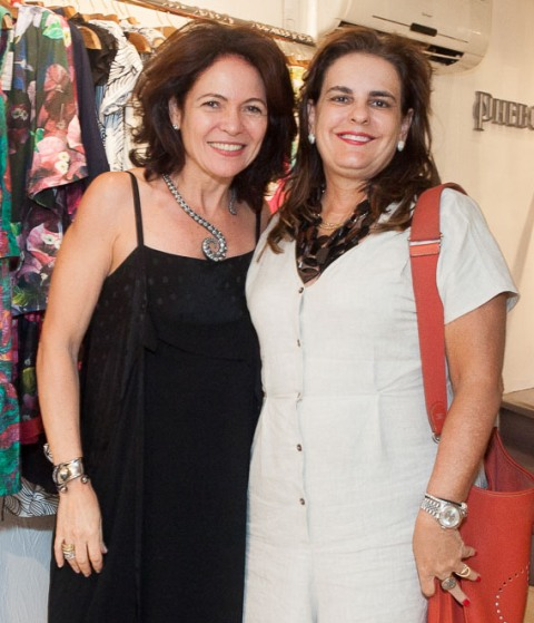 Roberta Damasceno e Patricia Xavier
