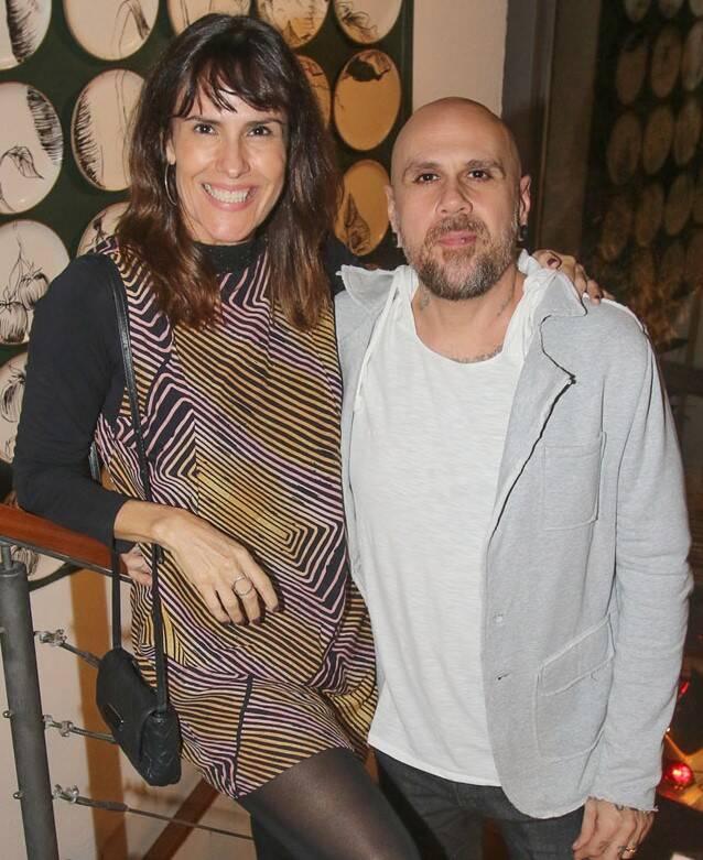 Helena Duncan e Daniel Tucci  /Foto: Gianne Carvalho