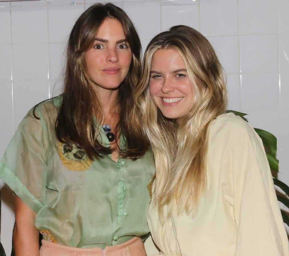 Juliana Callena e Nathalia Medeiros  /Foto: Gianne Carvalho