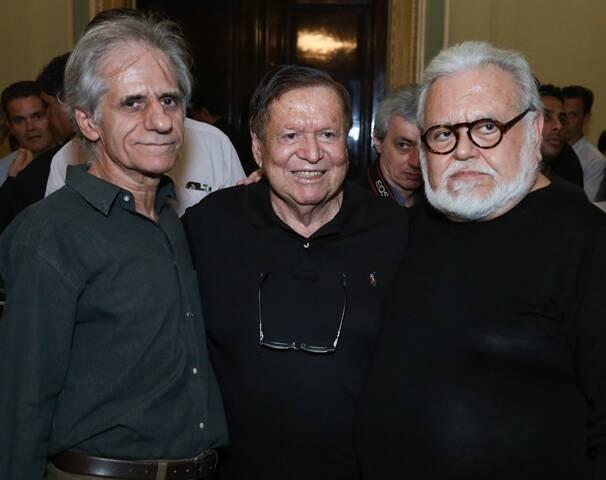Joaquim Redig, Boni e Ricardo Amaral