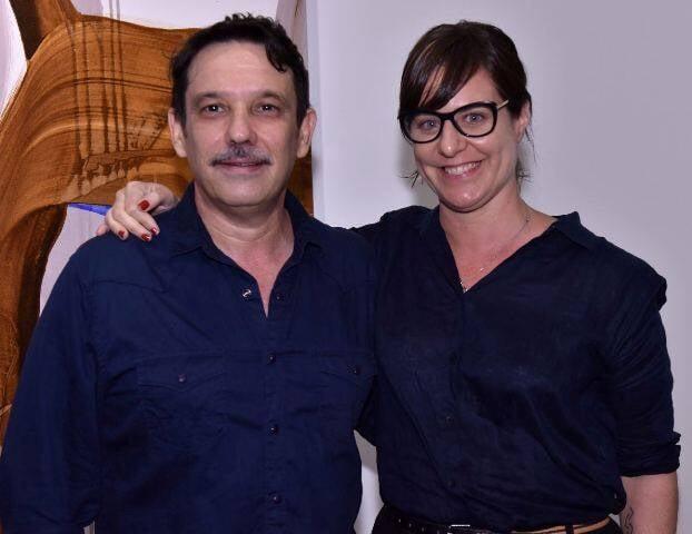 Franz Manata e Maria Montero