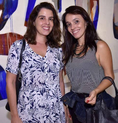 Mariana Agostini e Daniella Meirelles
