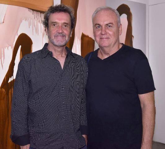 Arnaldo de Melo e Peter Palashevsky