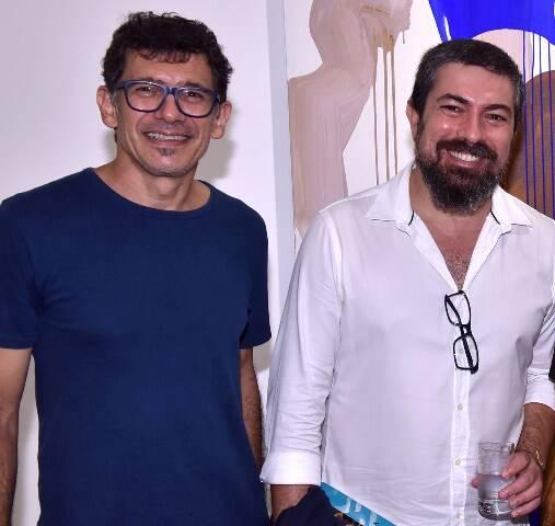 Mario Grisolli e Marcelo Velloso