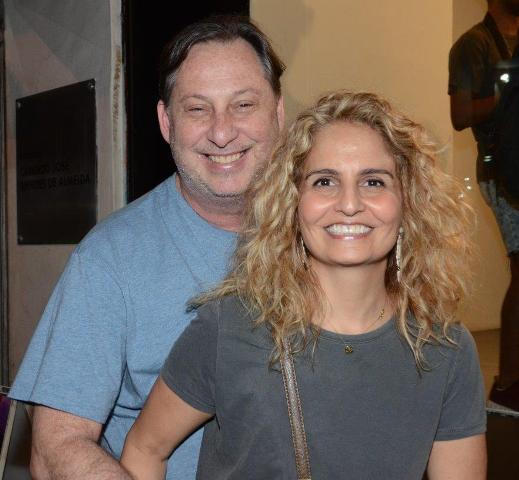 Bob N e Marcella Araújo