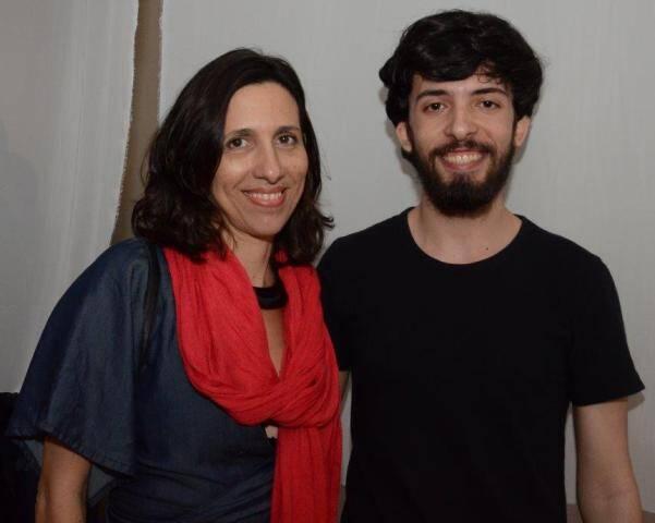 Cila Macdowell e Rodrigo Pinheiro