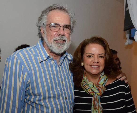 Pedro Tibiriçá e Roma Drummond