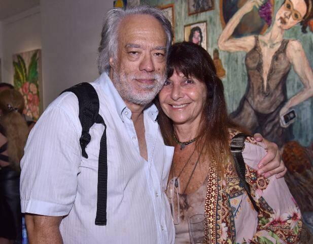 Fausto Fawcett e Chica Granchi