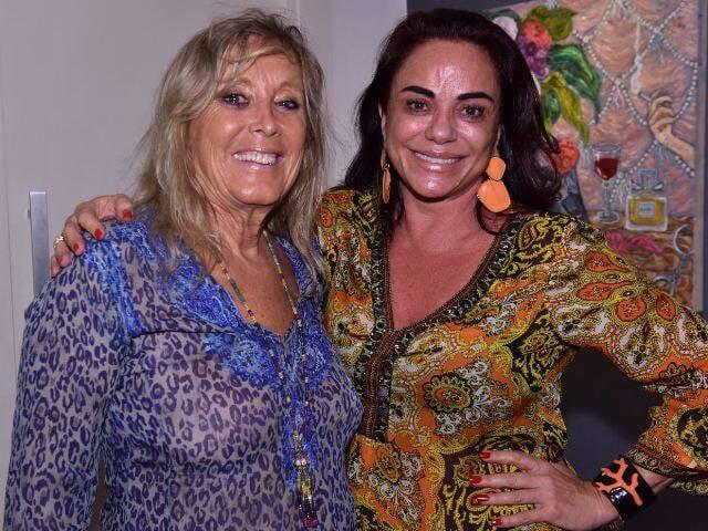 Giovanna Deodato e Bia Kuhn
