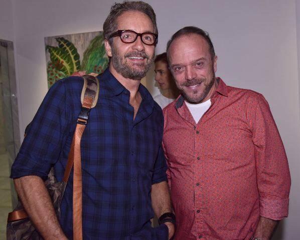 Pedro Guimarães e Eduardo Kaiser