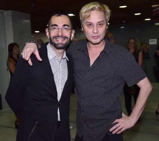Alexandre Murucci e Maurício Branco