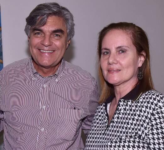 Mário Poppe e Cecília Carvalho