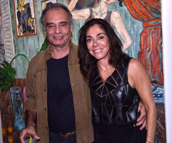 Antonio Pedro Bocayuva Cunha e Ana Luiza Rego