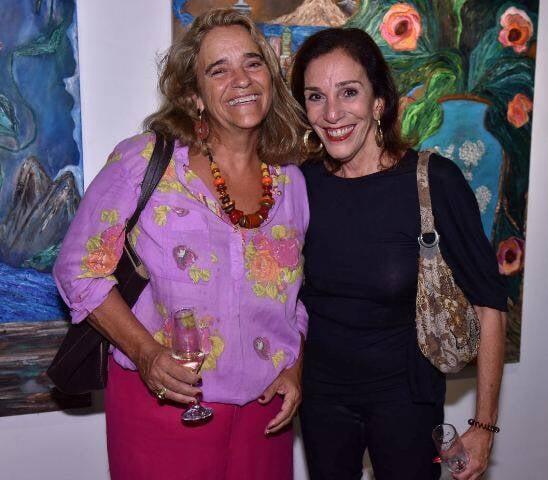 Celina Lerena e Alice da Silveira