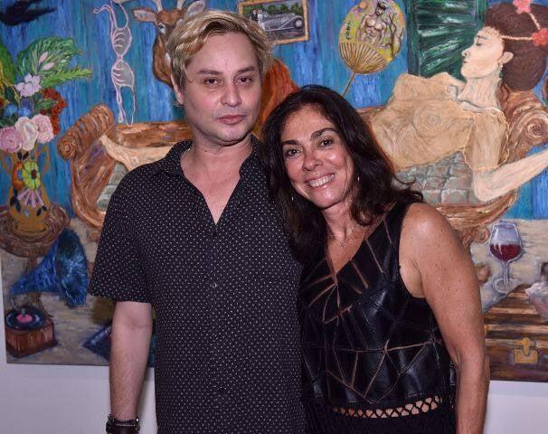 Maurício Branco e Ana Luiza Rego