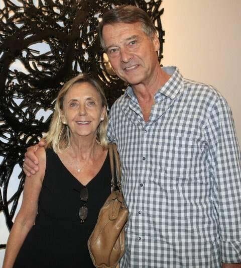 Teresa e Teddy Seiler