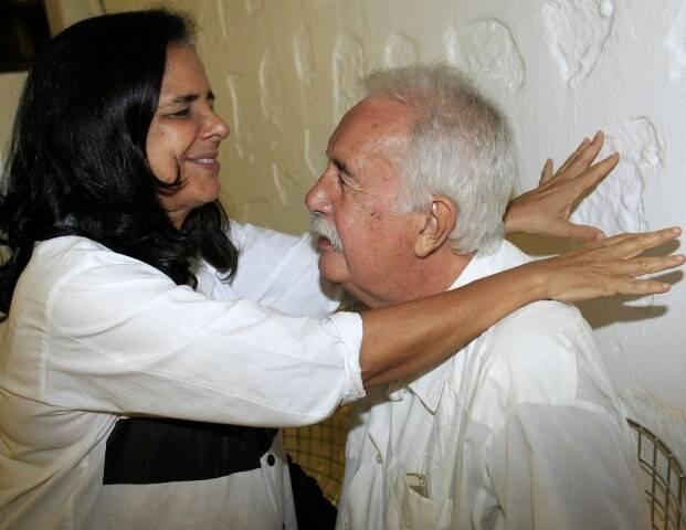 Beatriz e Carlos Vergara