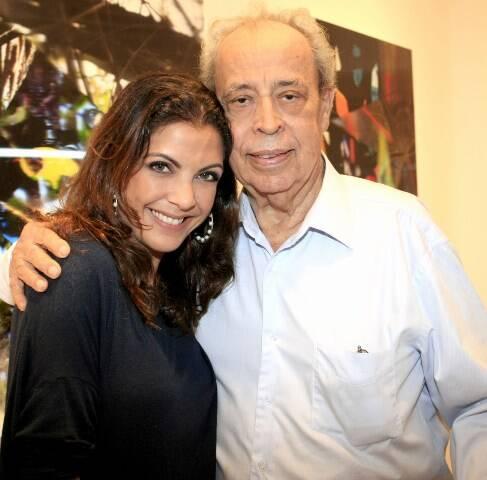 Thalita Rebouças e Willian Teixeira
