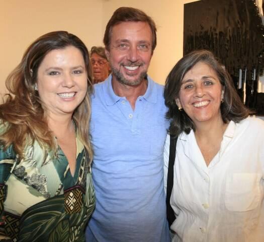 Cassia Bomeny, Nando Grabowsky e Maria Beatriz Pottier