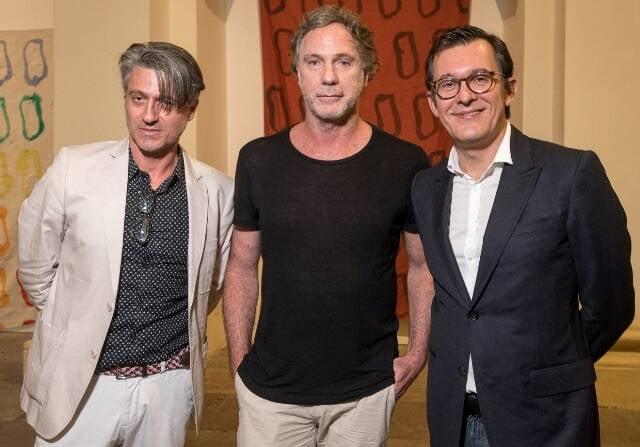 Nicolas Martin Ferreira, Oskar Metsavaht e Brice Roquefeuil