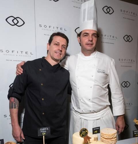 Daniel Martins e Jérôme Dardillac