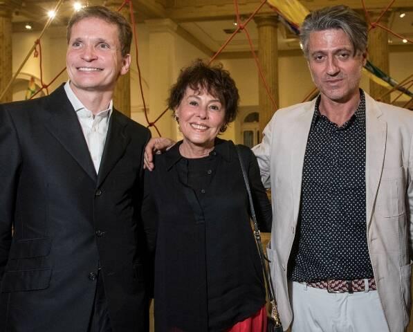 Jean-Paul Guihaumé, Monica Jacobsen e Nicolas Martin Ferreira