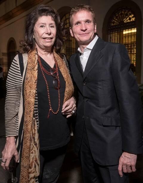 Ana Maria Tornaghi e Jean-Paul Guihaumé