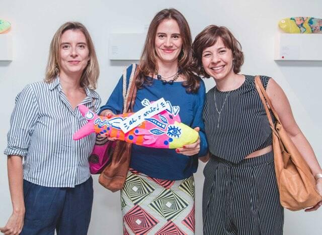 Ana Wambier, Carol Wambier e Lola Vaz