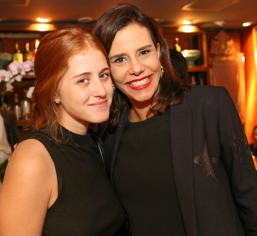 Cecília Geyer e Narcisa Tamborindeguy
