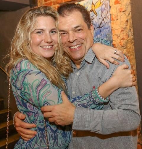 Marie Mercier e Henrique Jaimovich
