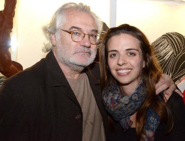 Adolfo Montejo, Navas e Mariana Bogossian