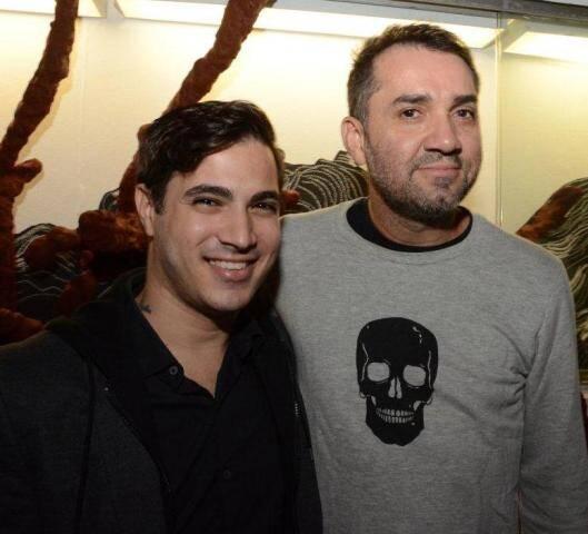 Rodrigo Andrade e Beto Silva