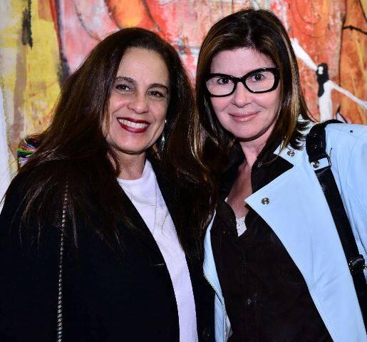 Tereza Xavier e Maria Lúcia Fontainha
